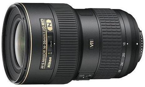 Nikon AF-S 16-35mm f/4.0 G ED VR