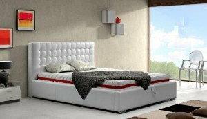 Meble Marzenie Łóżko ALICE 140x200 - tapicerka do wyboru 87