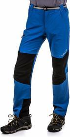 Milo Spodnie trekkingowe męskie Tacul - niebieski