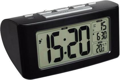 TFA Budzik 60.2532.01 cyfrowy Sterowany radiowo Ilość alarmów 1