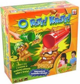 Mattel O rety! Kolorowe krety! BFV27