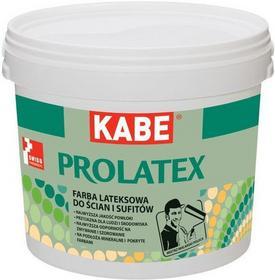 Prolatex KABE 10L Półmat Biały 10L