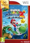 Super Mario Galaxy 2 Selects Wii