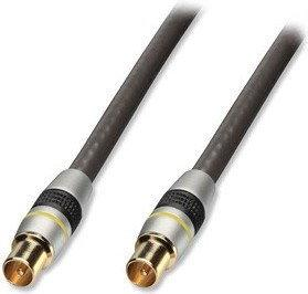 Lindy Kabel antenowy Coax Premium0.5 m 37770