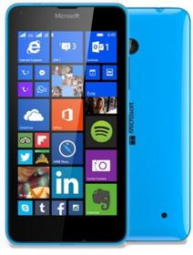 Microsoft Lumia 640 XL Dual Sim Niebieski