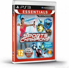 Sport Champions Essentials PS3