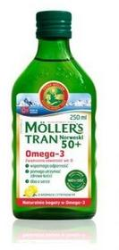 MOLLERS Tran Norweski 50+ cytrynowy 250ml