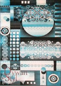 DywanStyl.pl Obrazy Acapulco Turkus 120x170 prostokąt