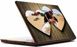 Oklejaj Walentynkowa naklejka na laptopa z własnego zdjęcia nr 2