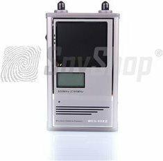 Suresafe Technology Inc. Wykrywacz kamer z wyświetlaczem LCD WCS-99XII