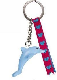 LEGO Brelok Dolphin Bag Charm 851576