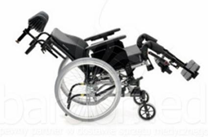 Mobilex Wózek inwalidzki specjalny Netti 4U Comfort CE Plus