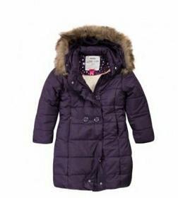 Endo Płaszcz zimowy dla dziewczynki, 122