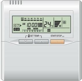 Fujitsu Pilot przewodowy UTY-RNNGM do klimatyzatorów GENERAL