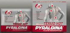 Polpharma Pyralgina Termo Hot plastry 30 szt.