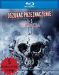 Oszukać przeznaczenie 1-5 (Blu-ray, zestaw 5 filmów)
