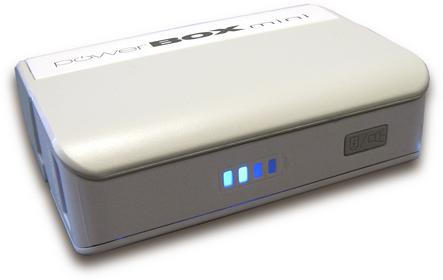 Navroad Nexo PowerBox Mini Powerbank 4400 mAh + postawka pod smartphona