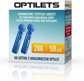 Diagnosis Lancety OPTILETS 50 sztuk