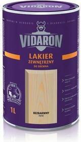 Śnieżka Vidaron - Lakier zewnętrzny do drewna 3L