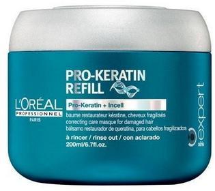 Loreal Paris Expert Pro-Keratin Refill Shampoo - szampon do włosów osłabi