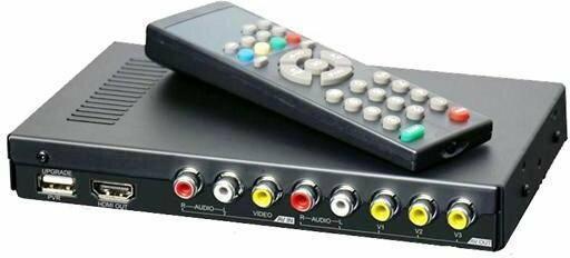 Alpine DVB-2010HD