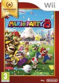 Mario Party 8 Selects Wii