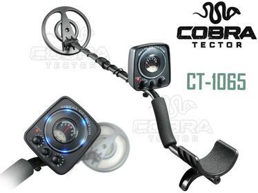 Wykrywacz metalu detektor metali Cobra Tector CT-1065
