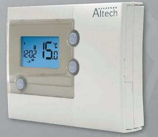 Salus Programowalny Regulator temperatury (tygodniowy) RT500 2005