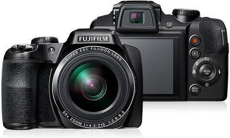 Fuji FinePix S9800 czarny