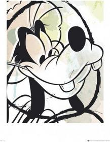 Goofy Drawing - Obraz, reprodukcja