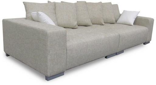 Longo Duża komfortowa Sofa - piaskowa