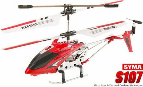 Syma Helikopter RTF S107 G