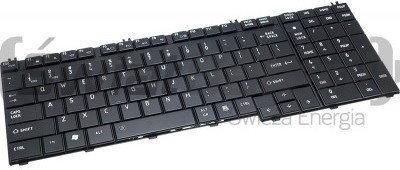 TOSHIBA Klawiatura do laptopa A500 A505 L350 L355 L500 L505 L505D P200 P205 P300