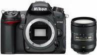 Nikon D7000 + 16-85 VR kit