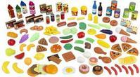 KidKraft Zabawkowy zestaw jedzenia do kuchni 63187 - Wonder Toy Zabawki i Mebl