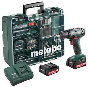 Metabo BS 14,4 Set