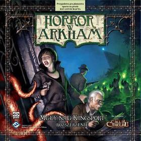 Galakta Horror Arkham: Mgły nad Kingsport