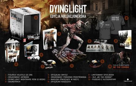 Dying Light - Edycja Kolekcjonerska PS4