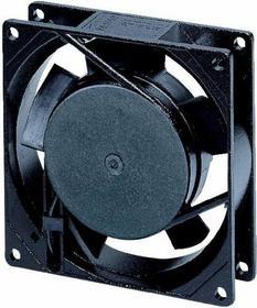 EBM wentylator osiowy 4650N Papst metalowy czarny