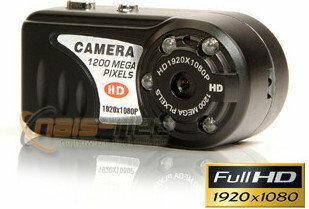 ChRL Mini aparat 12 Mpx kamera szpiegowska FULL HD (nagrywanie ciągłe)