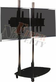 Edbak TR6.12 - Stojak, wózek dla telewizorów LCD - LED 32 - 51