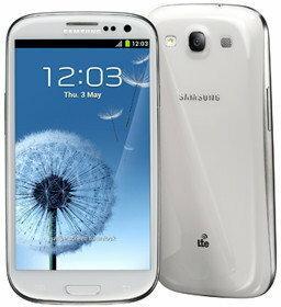 Samsung Galaxy S3 i9305 Biały