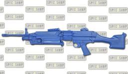 Blueguns Treningowa Atrapa Broni - FN M249 - FSM249B