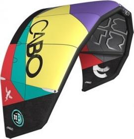 BEST latawiec kitesurfingowy kahoona cabo 2013 fioletowy|ŻÓŁty potestowy