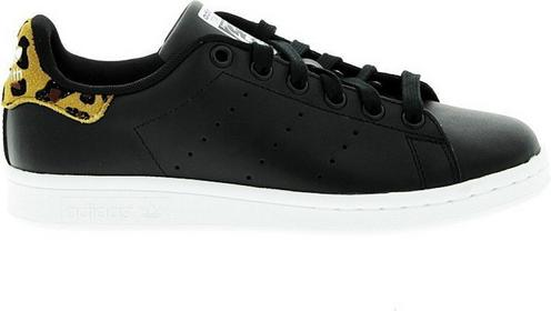 Adidas Originals STAN SMITH sportowe i Trampki czarny/white B26591