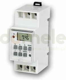 Elektrobock Cyfrowy programator czasowy na szynę DIN CS4-16