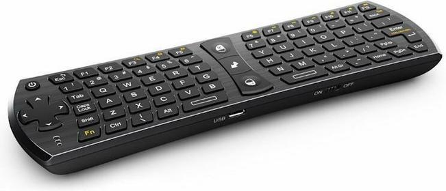 Qoltec Bezprzewodowa klawiatura do Smart TV/ Tablet/ Android TV/ BOX