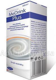MEDIFOOD MEDRINK PLUS Smak neutralny 200 ml