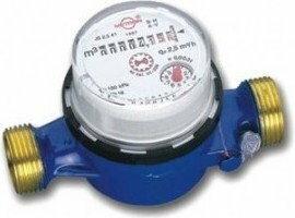 Metron Wodomierz do zimnej wody JS 1,0 DN 15 jednostrumieniowy antymagnetyczny (JS 1