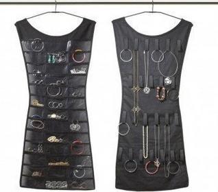 D2 Organizer biżuterii Sukienka